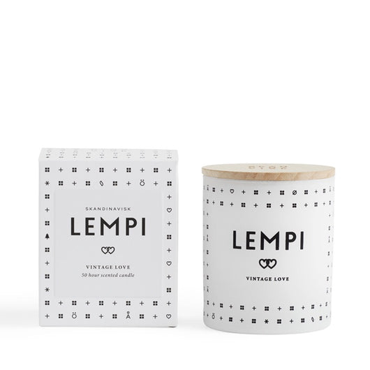 Lempi (Love) Large Scented Candle