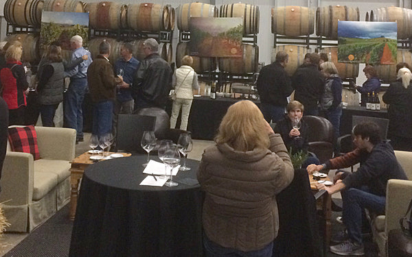 <b>Late Fall Events at the Winery</b>