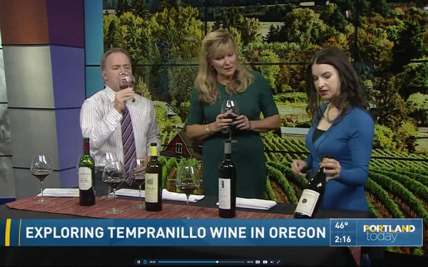 <b>Oregon Tempranillo Celebration</b>