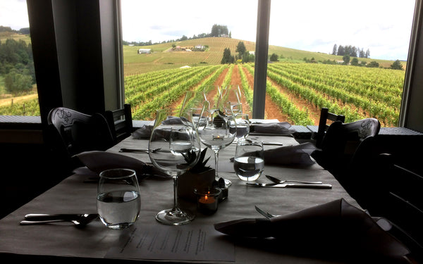 <b>Seated Tasting at the Winery</b>