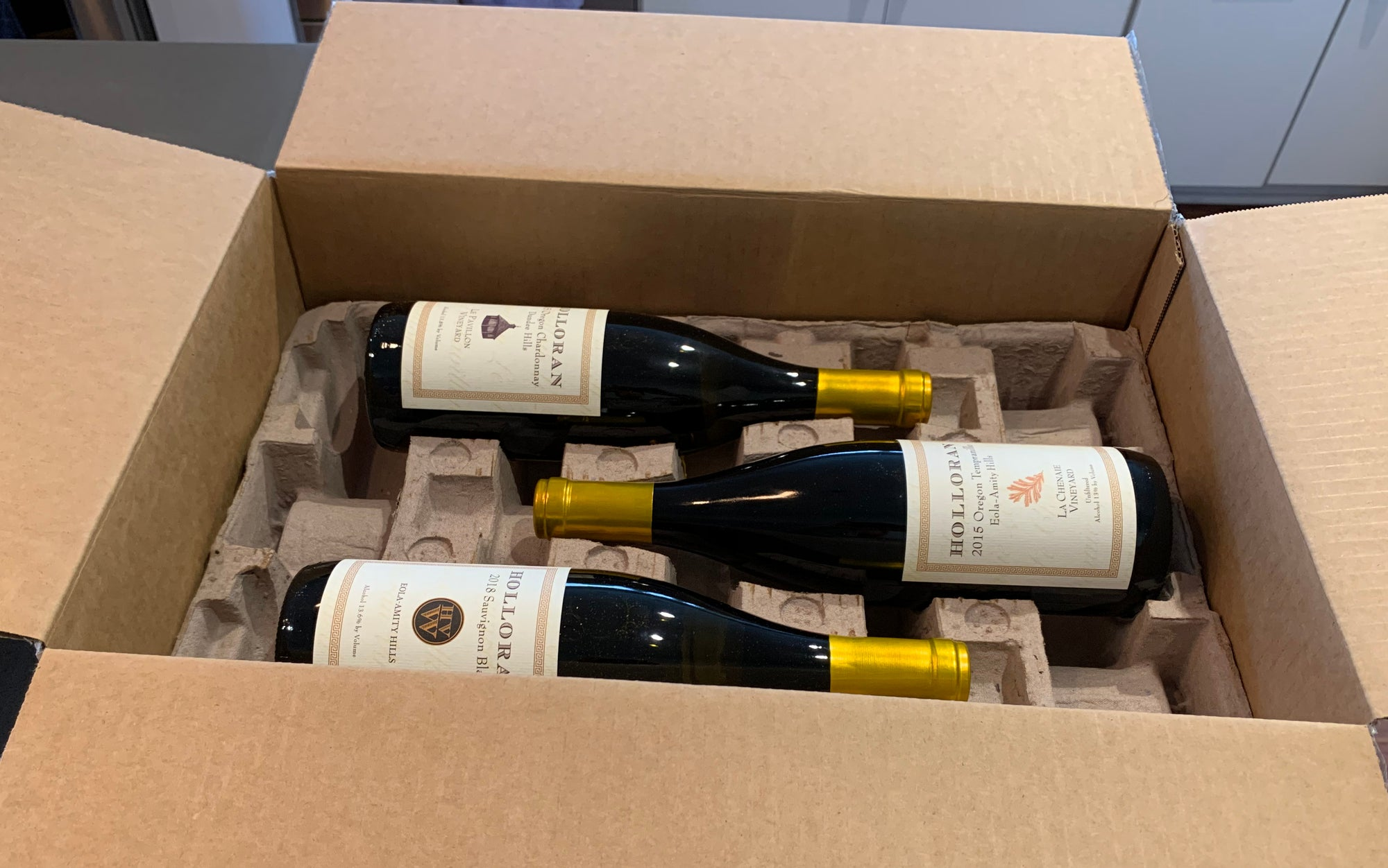 Wine Delivery Couldn't Be Easier