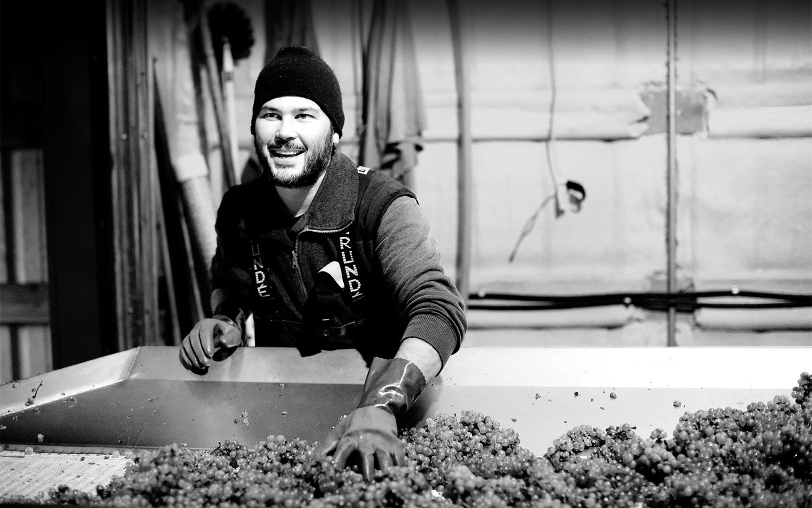 Holloran Vineyard Wines Winemaker Mark La Gasse