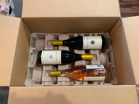 Holloran Vineyard Wines - Shipping 6 Bottles