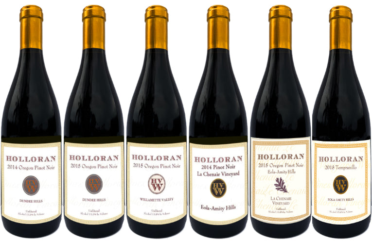Holloran Holiday Reds 6 Pack