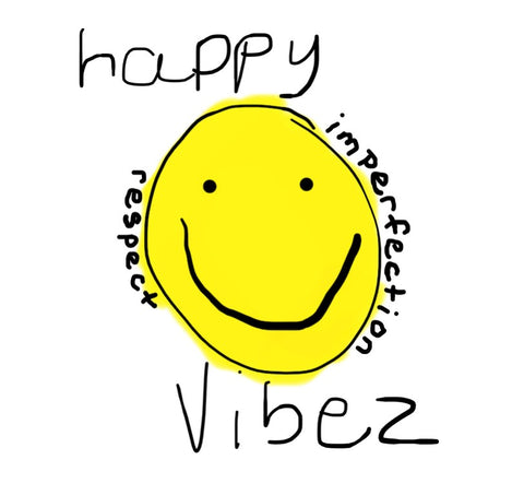 HAPPY VIBEZ BEARINGS:<br><b>Profits donated to First Responders Children's Foundation</b>