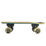 TRAVEL CRUISER:<br><b>The Golden Nugget  (17-inch skateboard designed for cruising)</b>