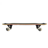 SHRED'IT SKATEBOARD: The Gold Bar (24-inch designed for beginners)