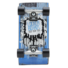 TRAVEL CRUISER: <br> Silver Bullet <br>(17-inch skateboard designed for cruising)