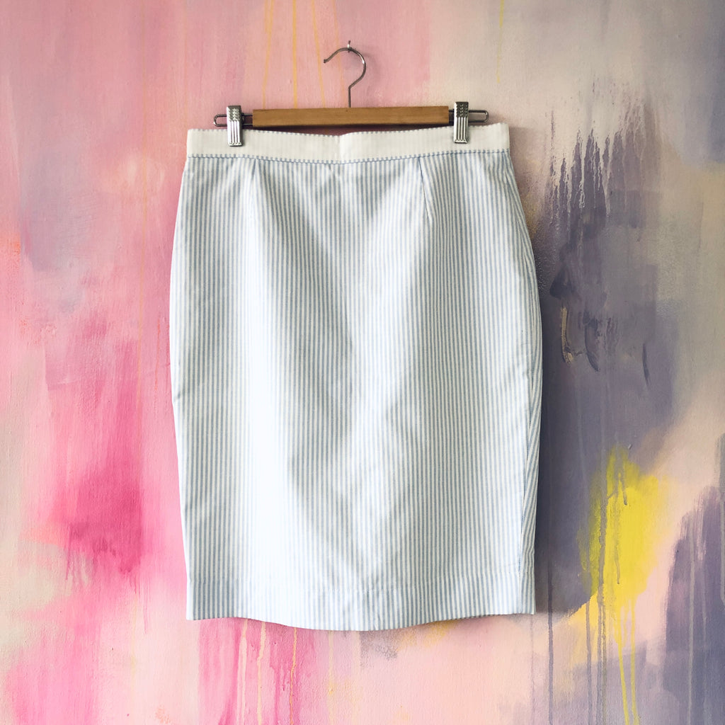 Pencil Skirt,  Grösse 36/38