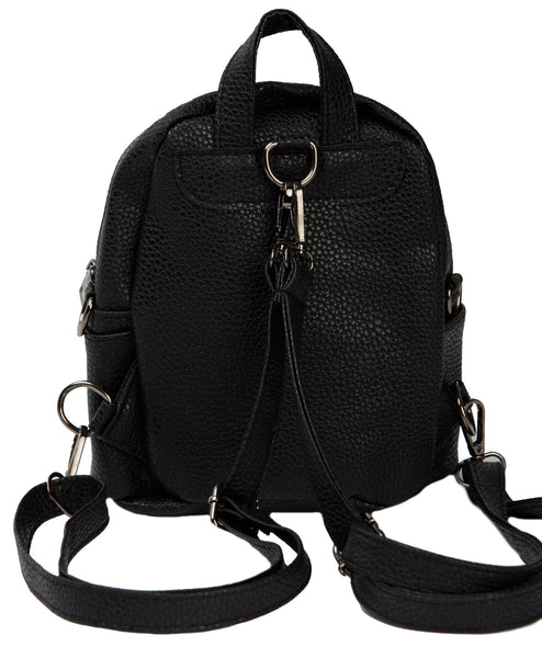 BLACK MICKEY BACK PACK
