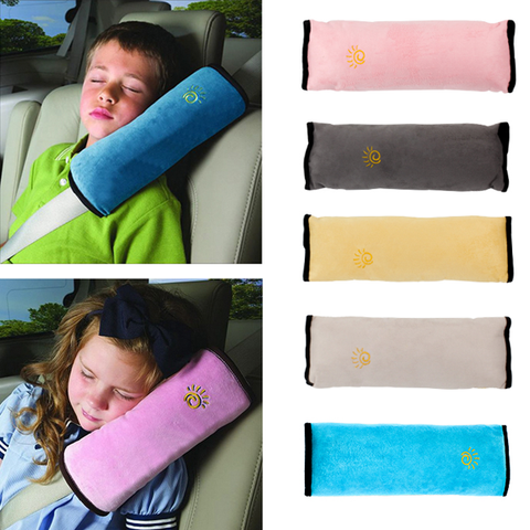 Baby Safety Shoulder Pillow Car Seat Belt