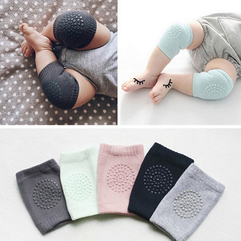 1 Pair Kids Safety Crawling Knee Pads