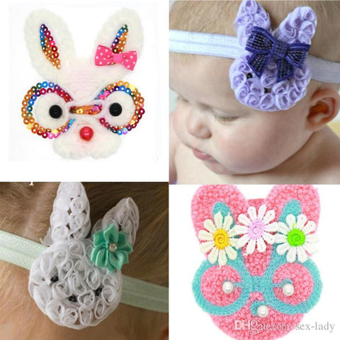 Baby Girl Hair Bow Headband
