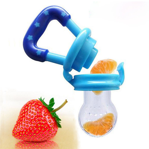 Baby Feeding Fresh Foods Safe Nipple Feeder Pacifier