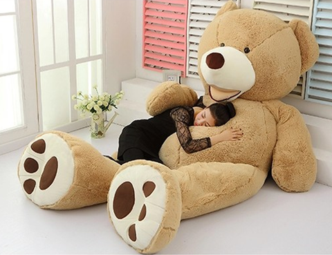51 Inch Giant Teddy Bear Plush Toy - Free Shipping