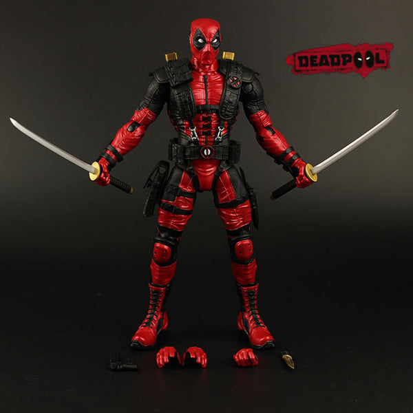 Deadpool The Avengers Super Hero Justice league X-MAN