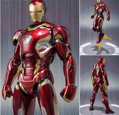 Avengers Super Hero Iron Man Toy