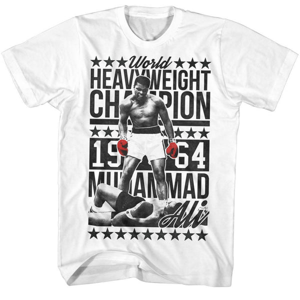 Personalize Muhammad Ali T-Shirt for Men and Women