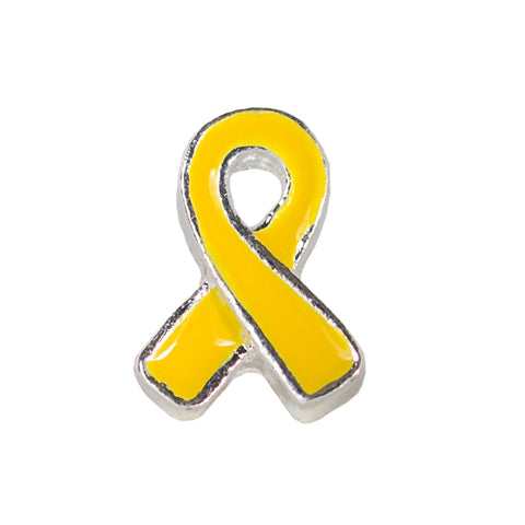 Yellow Support Ribbon