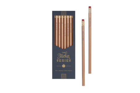 Teacher Pencil Set
