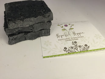 Activated Charcoal and Himalayan Salt Bar