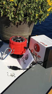 5W Bluetooth Speaker <br>* Water Resistant<br>*SUP Suction Mount