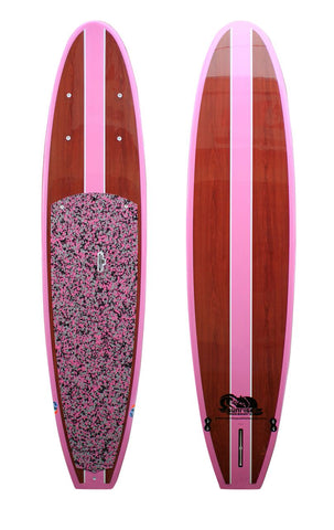 10'6 -11' - 11'6 - 12' Walnut Pink Epoxy All Purpose