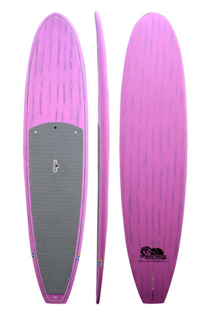 S17 Performance SUP Pink Brushed Carbon All Purpose Available in 10'6, 11', 11'6, and 12'