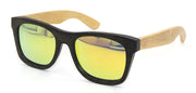 Floating Bamboo Polarized Lenses Sunglasses