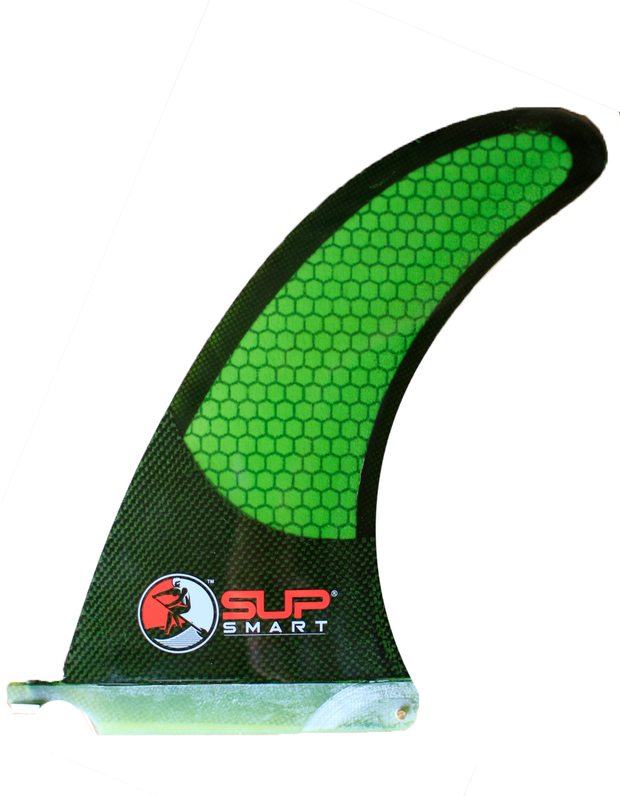 Dual-Honeycomb / Carbon Fin Green