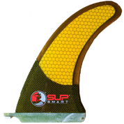 Dual-Honeycomb / Carbon Fin Yellow