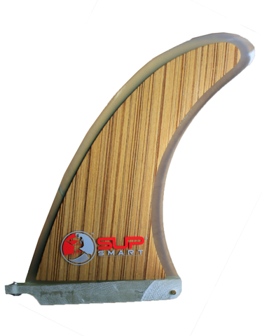 Wooden Stand Up Paddle Board Fin