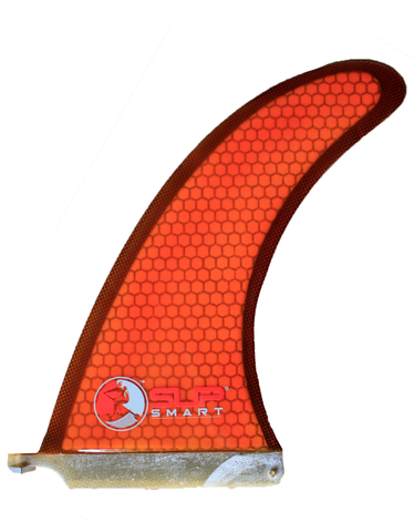 "10"" Honeycomb Stand Up Paddle Board Fin Orange"