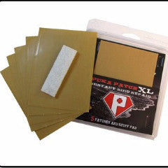 XL Puka Patch for SUP's<br>*Peel & Stick over Cracks<br>*Easily Seals & Protects<br>*Water Resistant