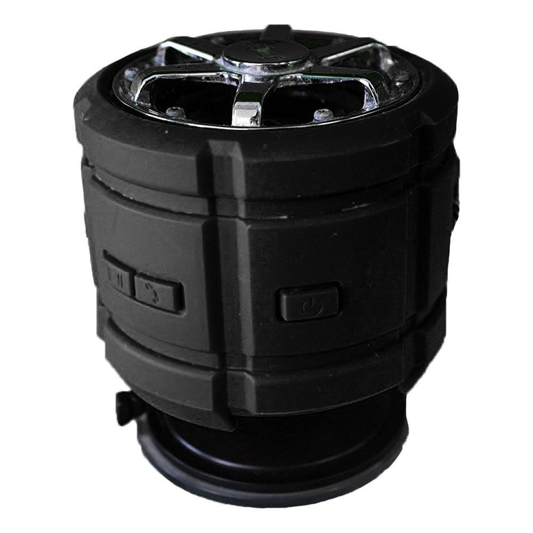 5W Speaker Bluetooth Water Resistant w Suction Mount for SUP's. Hands Free Calling, Multi Control Functions, more....