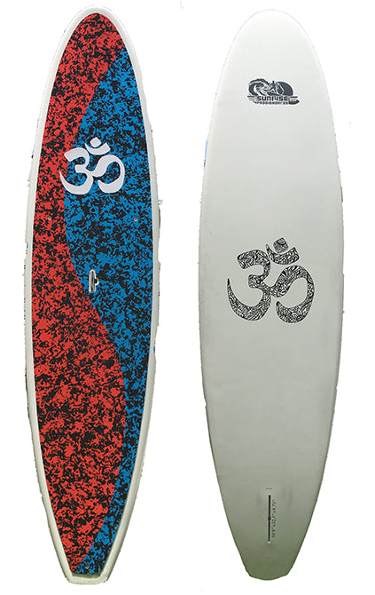 YOGA/FIT SUP Camp Red