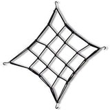 Cargo Net / Tie Downs<br>*4 Rust Resistant Hooks<br>*Secures SUP Valuables<br>*See All Sizes