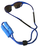 Floating Straps for Sunglasses<br>Multi-Colored Dacron Cord<br>*EVA Floats Prevents Loss<br>*