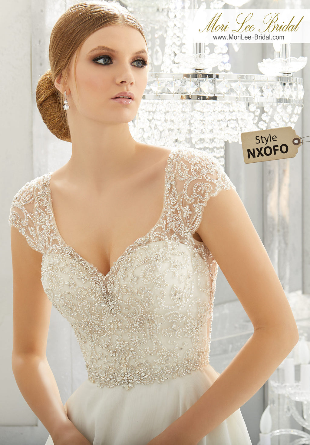 NXOFO - Mori Lee Bridal