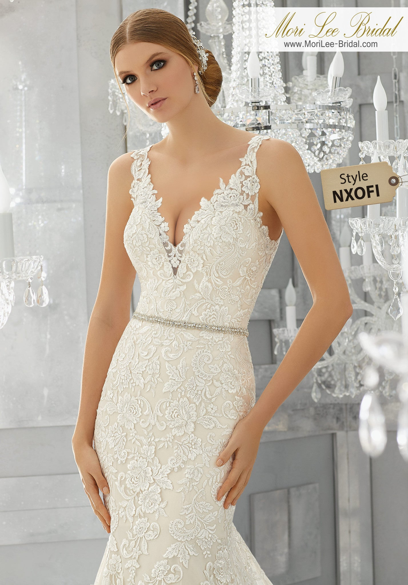NXOFI - Mori Lee Bridal