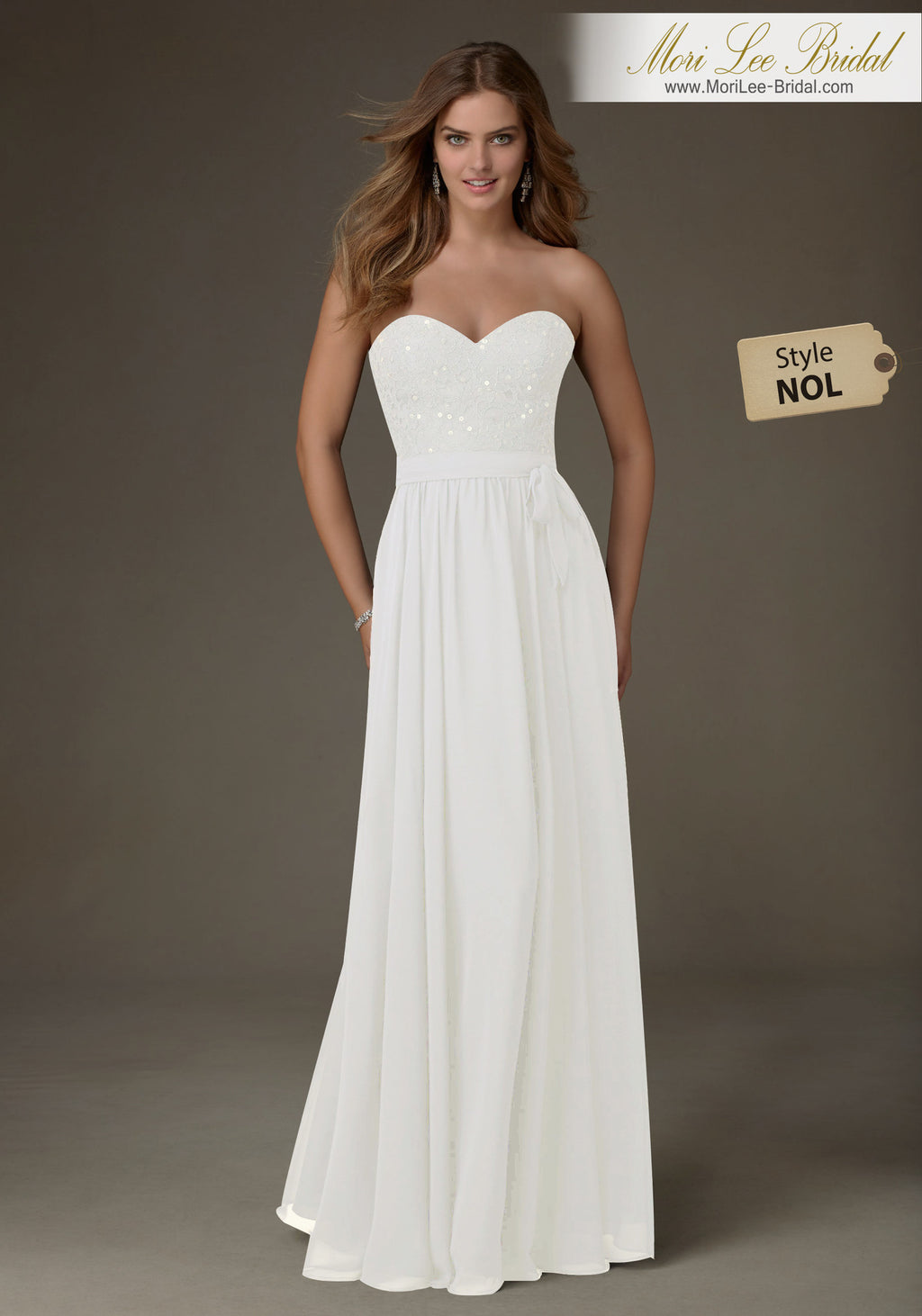 NOL* - Mori Lee Bridal