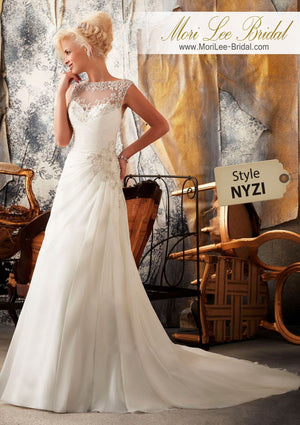 NYZI* - Mori Lee Bridal