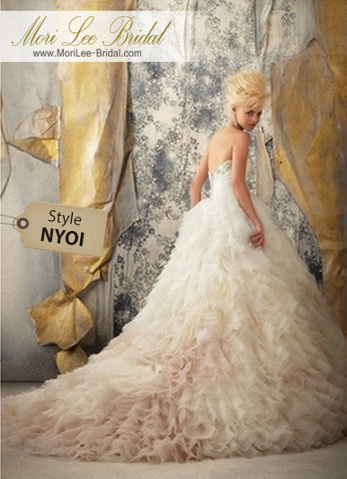 NYOI* - Mori Lee Bridal