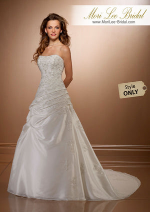 ONLY* - Mori Lee Bridal