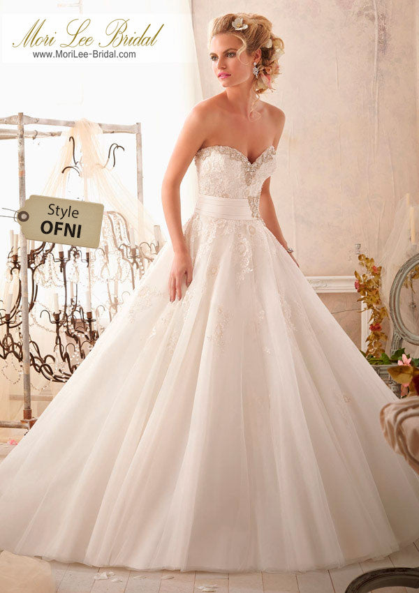 OFNI* - Mori Lee Bridal