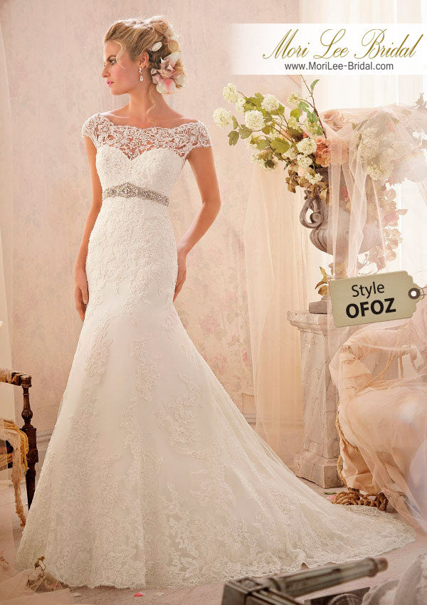 OFOZ* - Mori Lee Bridal
