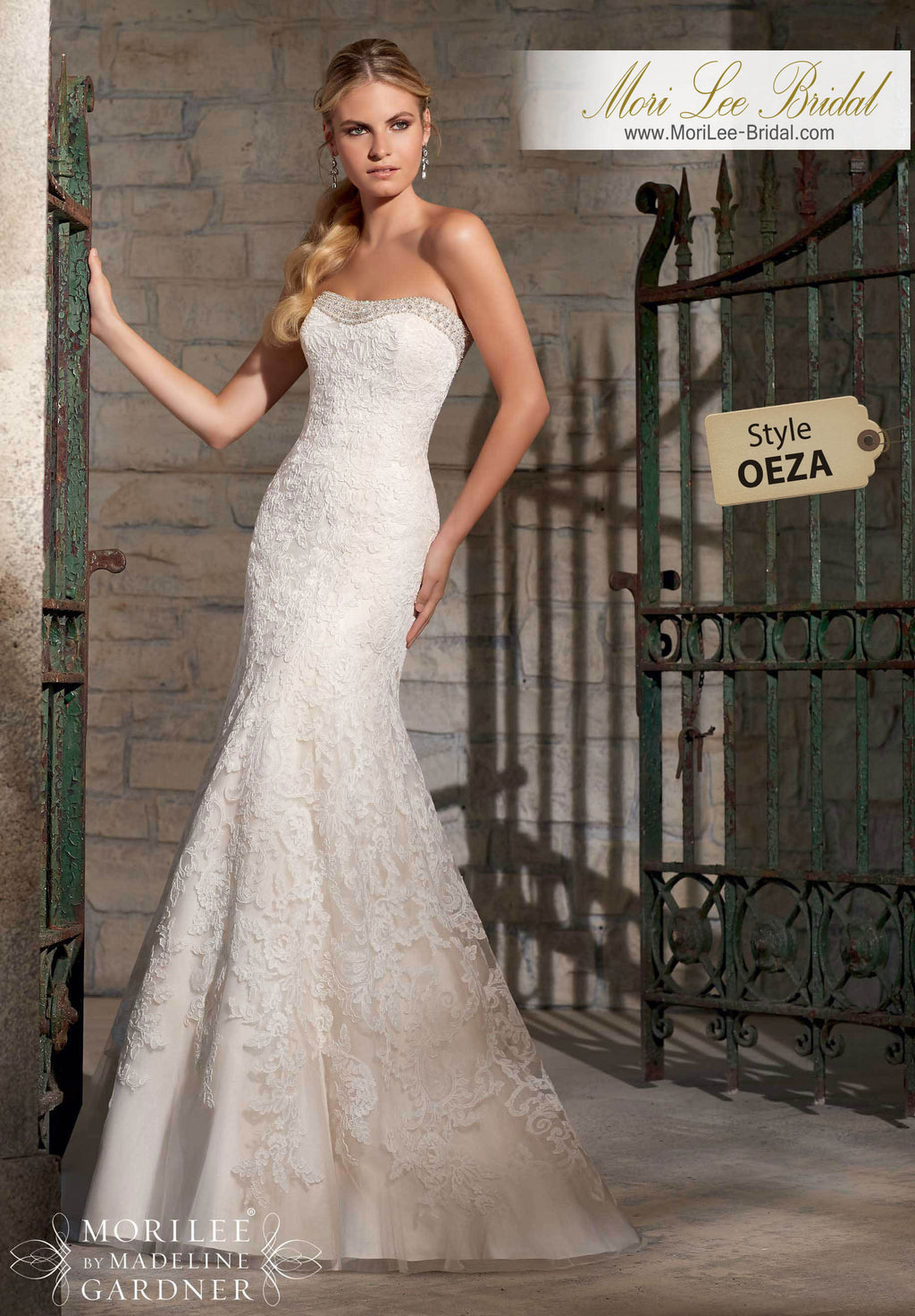 OEZA* - Mori Lee Bridal