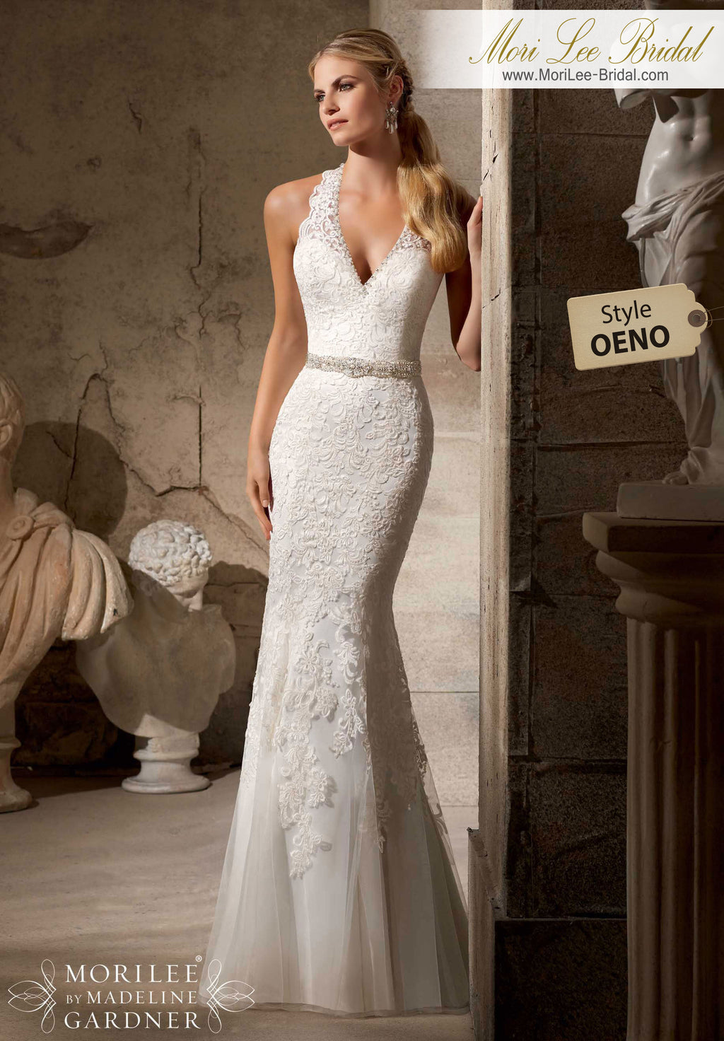 OENO* - Mori Lee Bridal