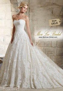OELE* - Mori Lee Bridal