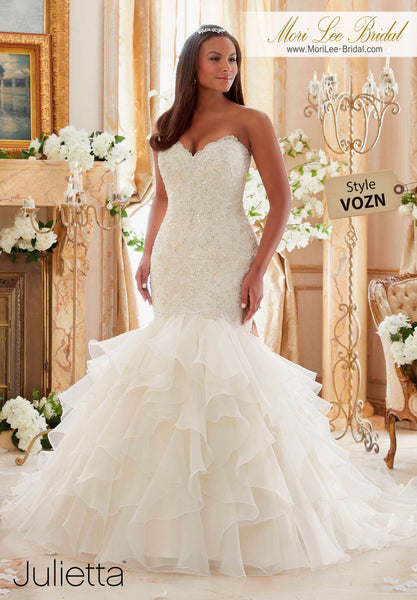 VOZN - Mori Lee Bridal